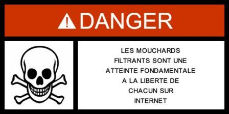 Danger mouchards